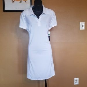 """NWT"" tennis polo dress"